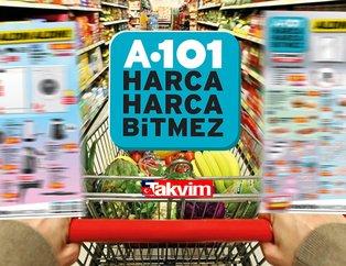A101'de mutlu edecek %44'lük indirim! A101 24 Temmuz aktüel kataloğunda sevinçten pır pır uçuracak kampanya!