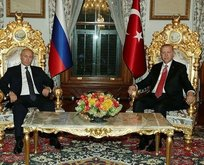 Başkan Erdoğan ve Putinden 2. kritik adım!