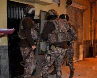 Adana merkezli 6 ilde PKK operasyonu