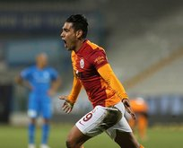 Galatasaray'a Falcao'dan müjde! Geri dönüyor