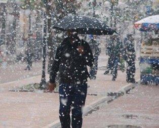 Meteoroloji uyardı! Yılın ilk karı geliyor