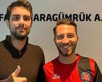 Dünya yıldızı Süper Lig'de! Resmen açıklandı