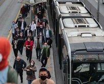 Metrobüs seferlerinin artırılması talebi!