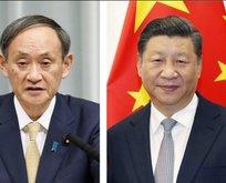Japonya ile Çin'den üst düzey bir ilk