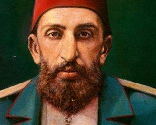 İşte Sultan 2. Abdülhamit'in son sözleri! Eşi duyunca irkildi