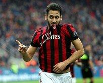 Depay Milan'a Hakan Galatasaray'a