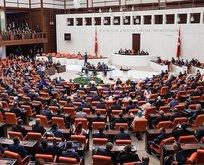 İntibak teklifi Mecliste