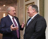 Lukaşenko ABD'ye rest çekti