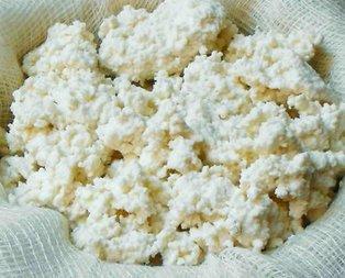 Kemiklere lor peynir