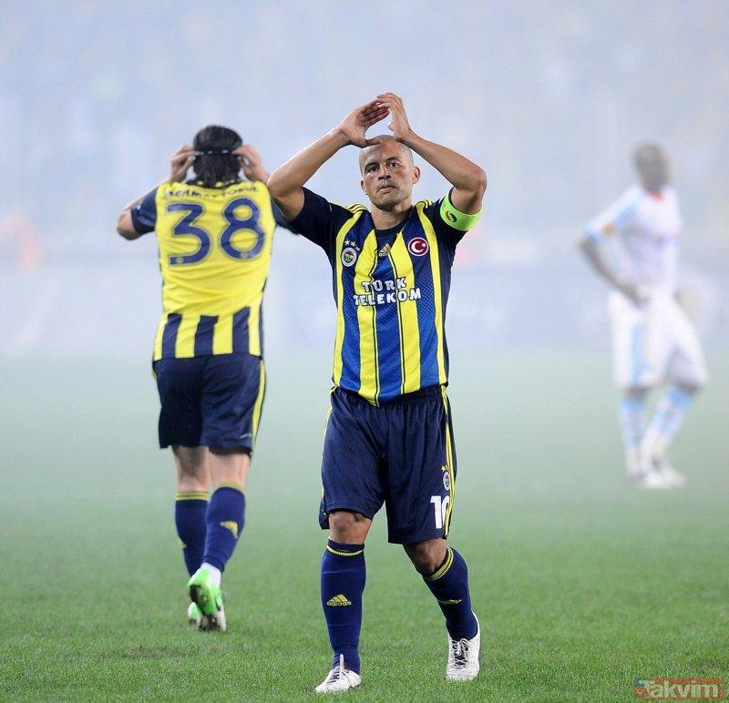 Fenerbahçeden flaş Alex De Souza paylaşımı!