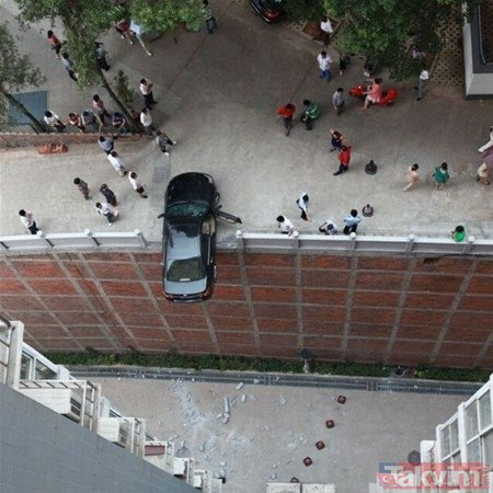 İşte nasıl olduğuna anlam veremeyeeğiniz dünyanın en garip kazaları