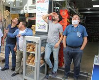 Sinop'ta sirenler çaldı: Sığınaklara girin