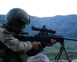 TSK duyurdu: 4 terörist öldürüldü