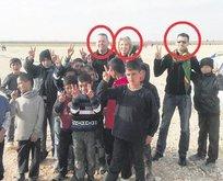 Papaz İzmir'de değil Kobani'de