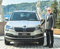 Skoda SUV ile büyüyecek
