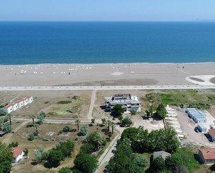 Türkiye'nin en uzun plajı olacak!