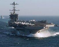 Rusya'dan ABD uçak gemisine yakın takip