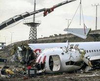 Pegasus uçağı kazasında flaş gelişme