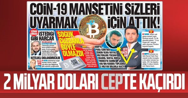 Bitcoin ticaretinde büyük vurgun! Thodex'in sahibi Faruk Fatih Özer 2  milyar doları alıp kaçırdı - Takvim