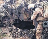 Pençe-Kaplan operasyonu ile PKK'nın inleri yerle bir!