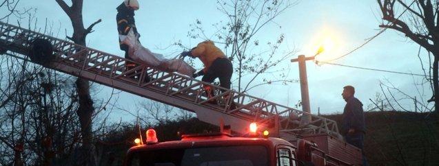 Son dakika: Düzce'den kahreden haber! 3 çocuk yangında hayatını kaybetti