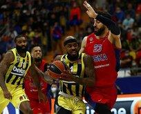 Fenerbahçe Beko CSKA'yı ağırlıyor