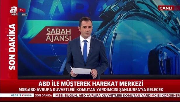 Son dakika: Milli Savunma Bakanlığı'ndan flaş Güvenli Bölge açıklaması