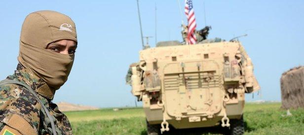 ABD'li asker YPG üniformasıyla yakalandı