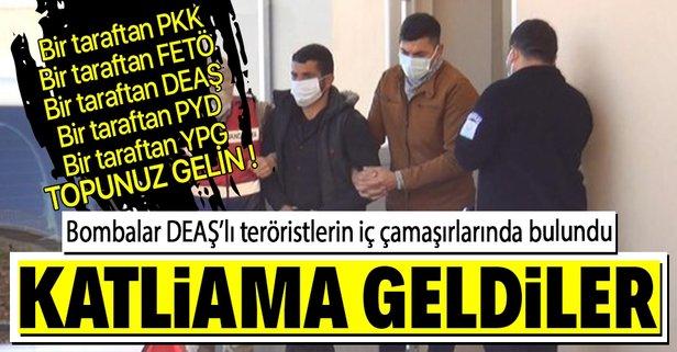 Kahramanlar Türkiye'deki DEAŞ katliamını önledi