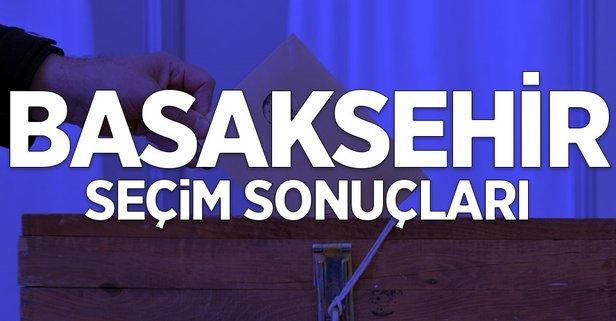 İstanbul Başakşehir 2019 yerel seçim sonuçları