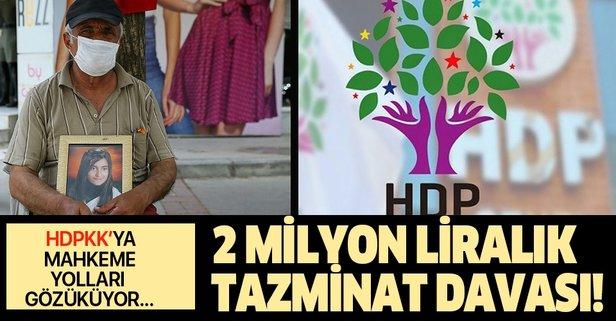 HDP mahkemelik oluyor!