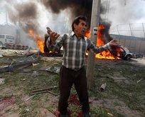 Afganistan kana bulandı: 80 kişi öldü