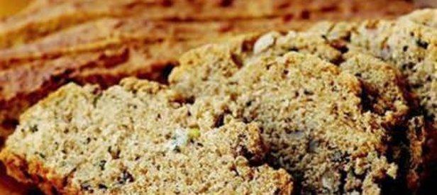 Cevizli ve soğanlı ekmek Tarifi