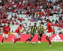 F.Bahçe Portekiz'de 4-3-3'le sahaya çıktı
