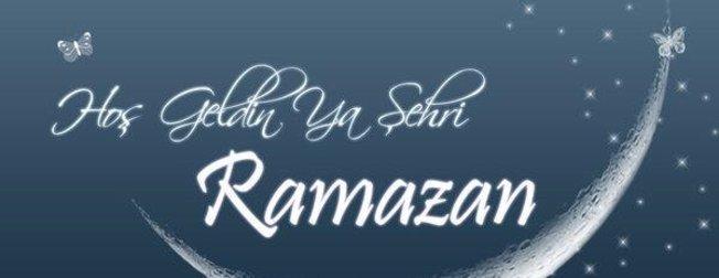 Ramazan mesajları 2018! On bir ayın sultanı Resimli Hoşgeldin Ramazan mesajları