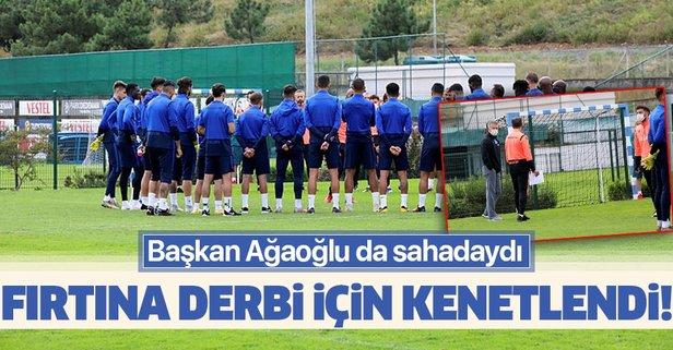 Trabzon'da dev seferberlik!