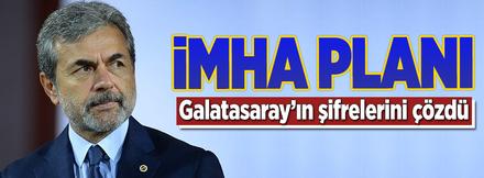 Kocaman'ın Galatasaray'ı imha planı