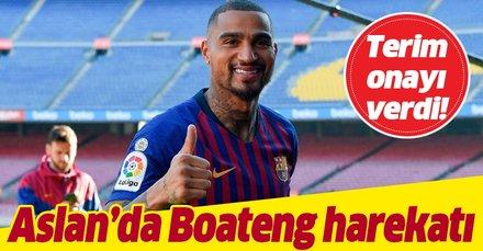 Galatasaray'da son aday Kevin Prince Boateng