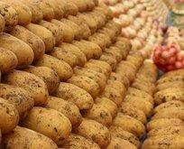 Patatesin kilosu 2 TL