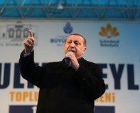 Erdoğan'dan Kılıçdaroğlu'na sert cevap