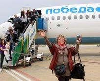 Antalyaya Rus ziyaretçi sayısında büyük artış