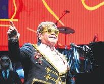 Elton John çılgınlığı