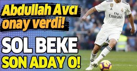 Beşiktaş, Reguilon için Real Madrid'e kiralama teklifi yapacak