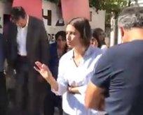 HDP'li vekilden Türk polisine küstah tehdit!