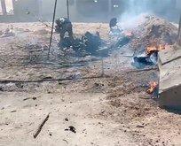 Resulayn'da arife günü terör saldırısı!