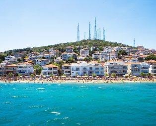 İstanbul Adaları'nda gidebileceğiniz birbirinden güzel plajlar...