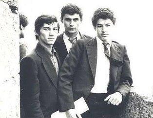 Siyasetçilerin gençlik fotoğrafları