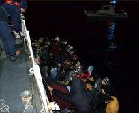 Lastik botta yakalandılar! Tam 131 kişi