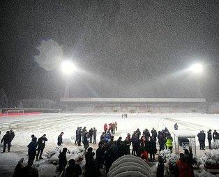 Boluspor-Galatasaray maçı ileri tarihe ertelendi