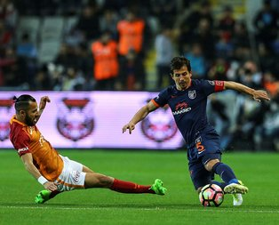 B.Şehir - Galatasaray maçı öncesi şok sakatlık!